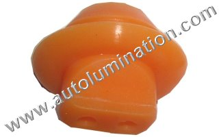 HID Silicone Rubber T15  Adapter