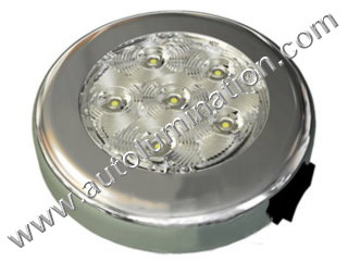 Overhead Dome Light Map Interior Truck RV Led Light Fixture
