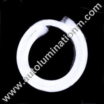 Flexible Neon LED EL Wire Tubing Warm White
