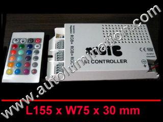 Led rgb Music Controller