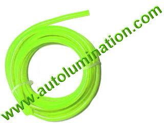Neon KPT EL Wire Tubing Neon Green