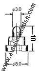 T3 Neowedge Bulb 79674-S3N-941 79607-SHJ-S01