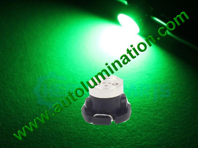Wedge T5 T5.5 Samsung led Neowdge  bulbs LED Bulbs Green