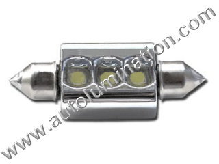 39mm Festoon Led Osram3423 3425 6413 6429  Festoon Bulb
