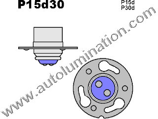 P15d30 Bulb Base