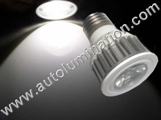 PAR 16 3 watt Led Cool White 6000K