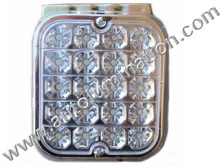 Truck Trailer RV Reverse Back Up White Led Light