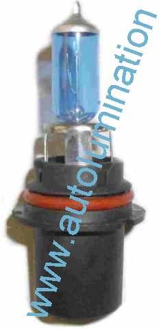 9007 PX29t HB5 6000K Super White Xenon Plasma Headlight Bulb