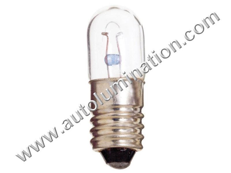 t258 610-6666-301 258 Lionel Clear Bliniking light bulb E10 T10