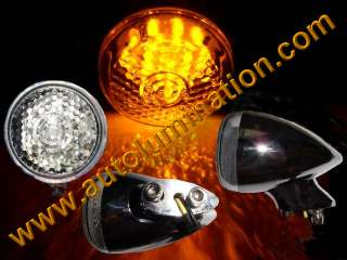 Harley Davidson Motorcycle Led Indicator Turn Signal Running Light