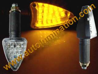 Motorcycle Led Indicator Turn Signal Running Light