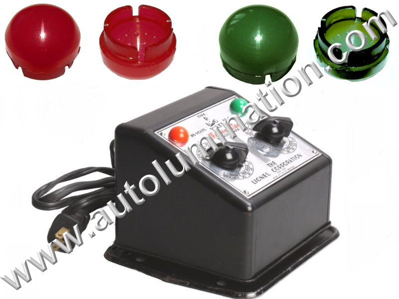Lionel Transformer Replacement Jewel Cover Caps R-100 R100 R-110 R110 V-150 V150 Z-250 Z250