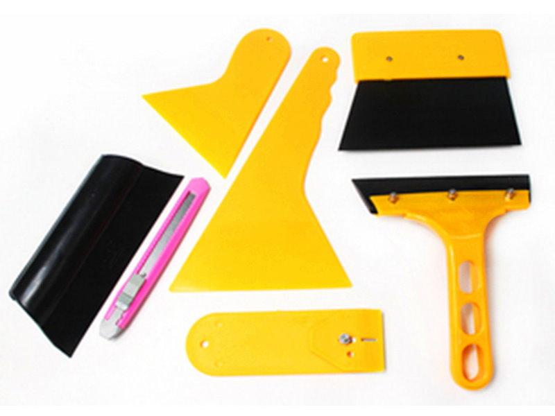 Pre Cut Window Film Tinting Tool Kit