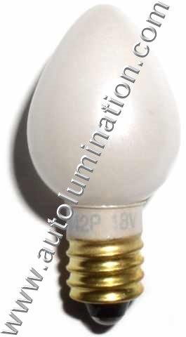 1442 Pearl E10 Base C6 Globe Lionel Street  Light  1442-300