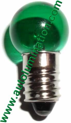432 Lionel Bulb E10 18 Volt G4-1/2 G4.5 432g 432-300