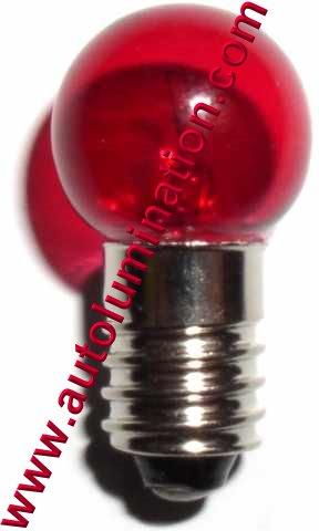 r258r 258 red Lionel Bliniking light bulb Ba9s G4.5