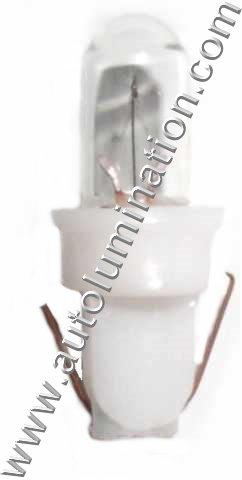 8352-300 8352-300c 14 Volt Plastic Base Wedge Bulb Lionel